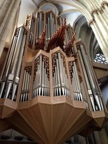 """""""Freischwebende Orgel"""" Foto: Florian Dubielczyk"""